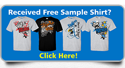 Tiger & Eagles Spirit Wear T Shirts